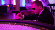 Spectre 007 Casino Party at The Ivy Club London with Capital Casino Events
