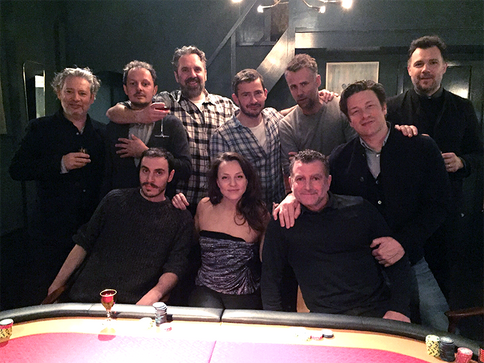Poker Night with Jamie Oliver, Dexter Fletcher, Giles Coren and Richard Bacon