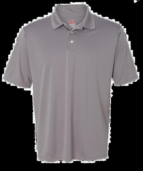 Grey Cool Dri® Sport Shirt Polo