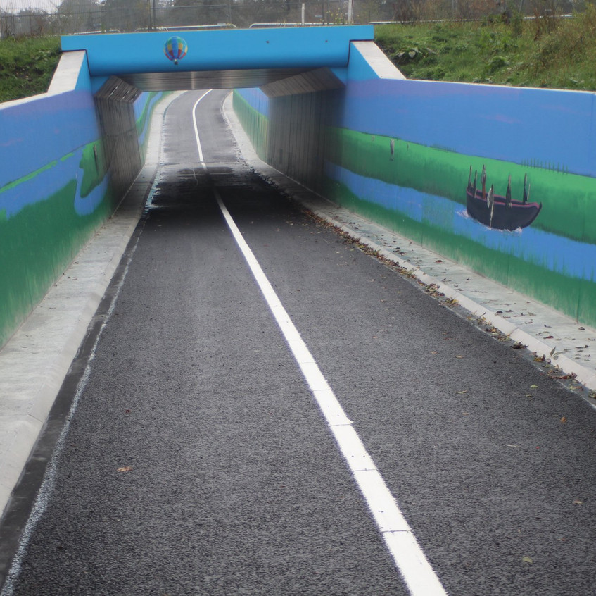 fietstunnel 18