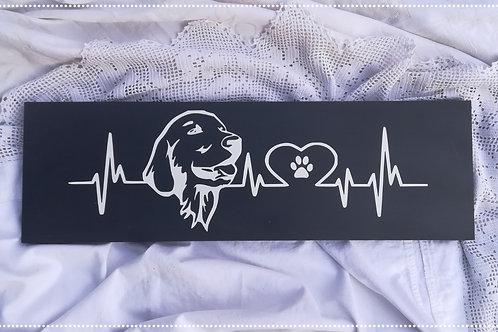 Heartbeat - Golden Retriever