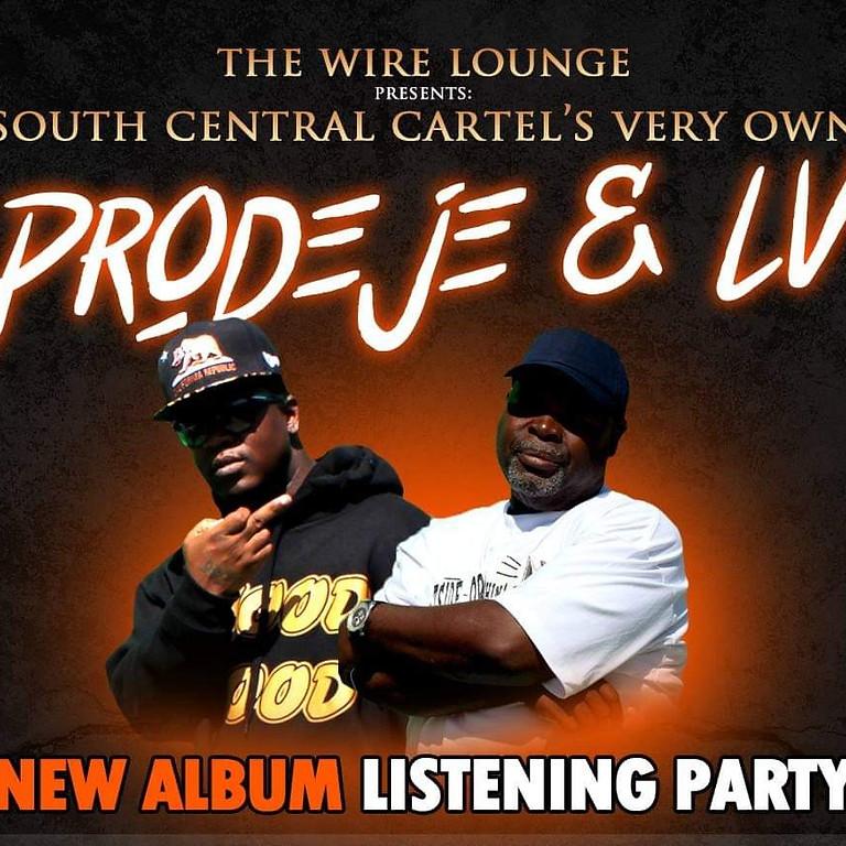 Prodeje & LV Listening Party