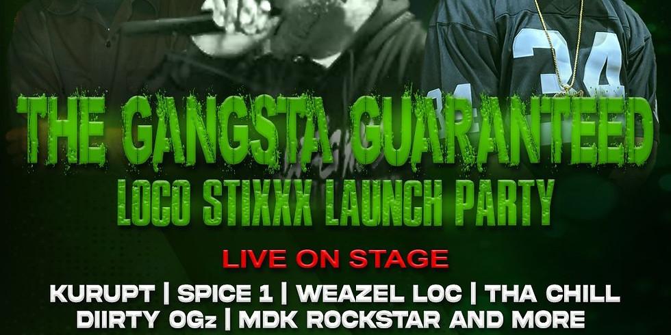 LOCO STIXX Launch Party