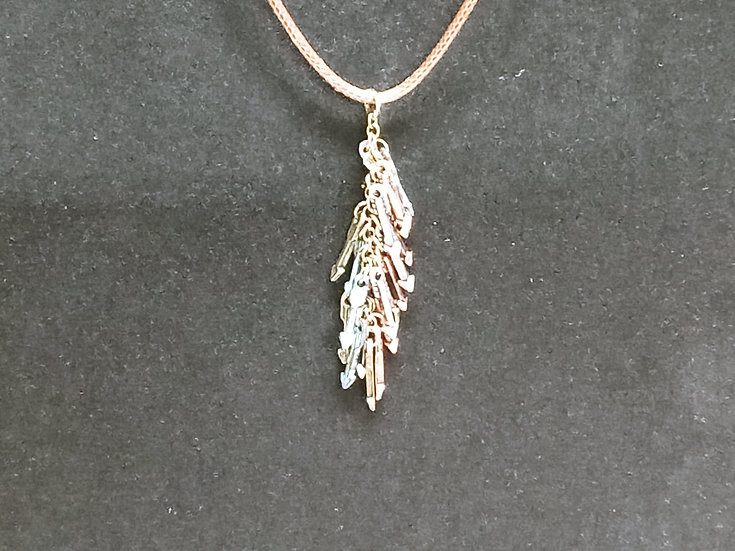 Multi Arrow necklace