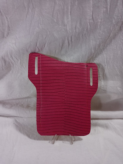 Reversible cell phone case