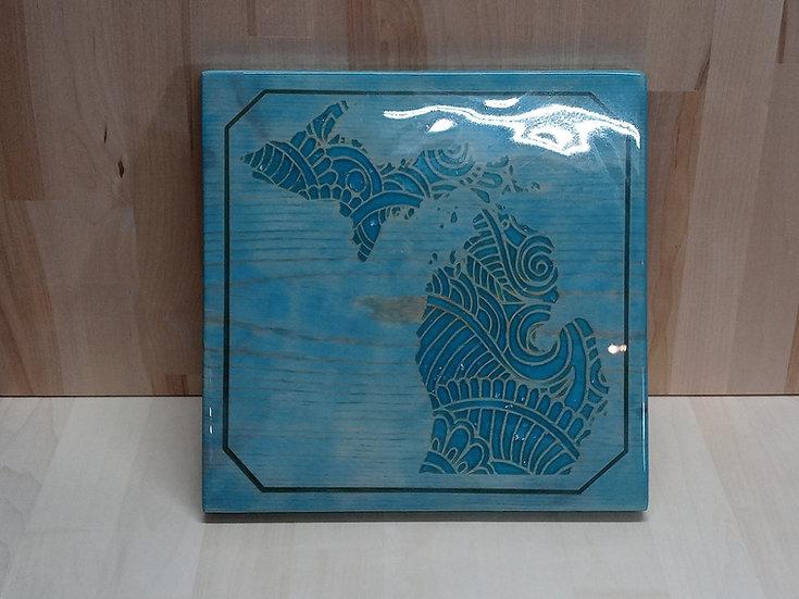 Michigan Sign
