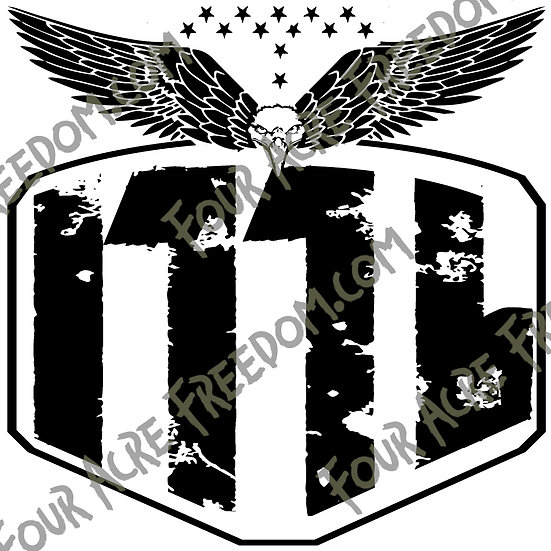 1776 Decal