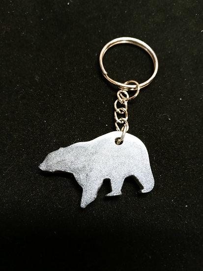 Bear key chain
