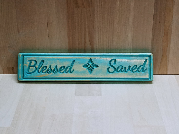 Blesse + Saved