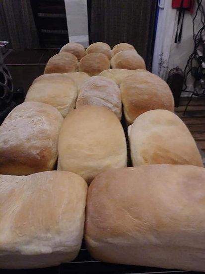 Freshly Baked to order Bread
