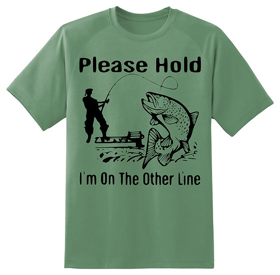 Please Hold/ Fishing