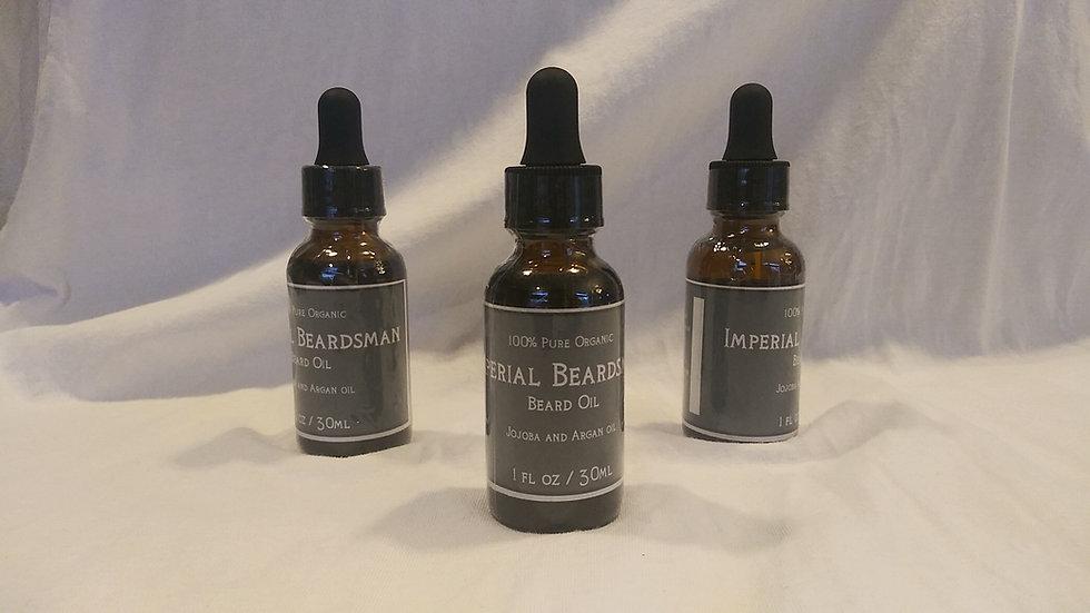 Imperial Beardsman Beard Oil