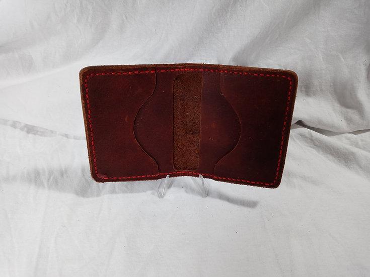 Handmade card wallet