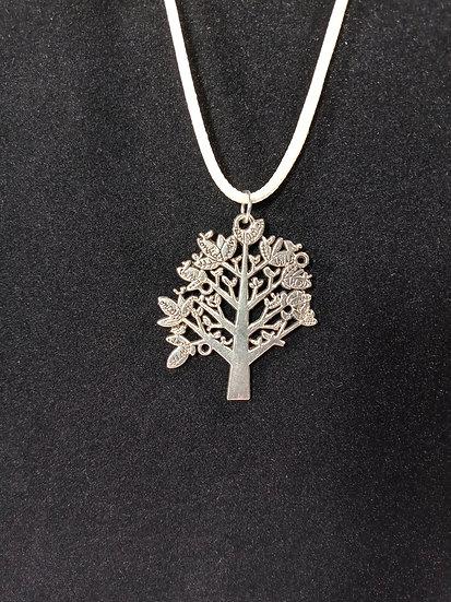 Happy tree pendant