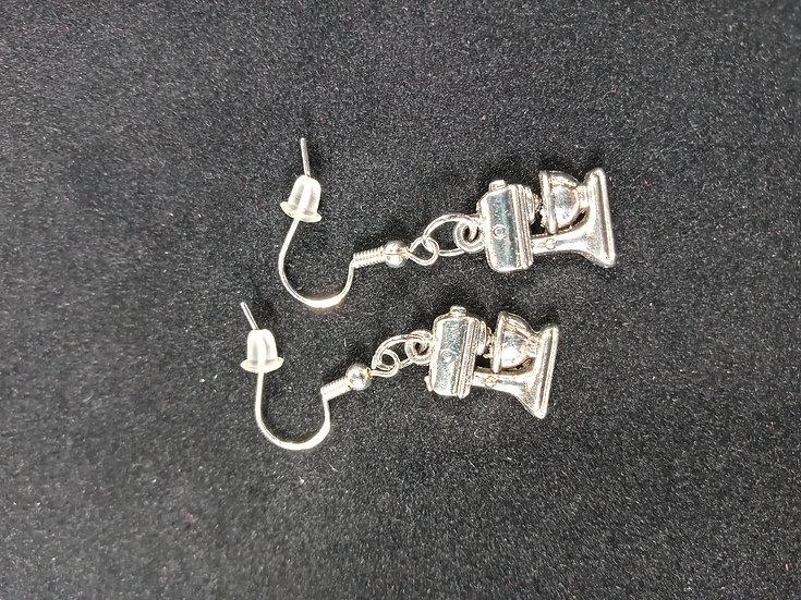 Mixer earrings