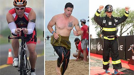 Fireman Rob Triathlon