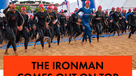 The Ironman Comes Out On Top With Mark Allen