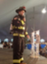 Fireman Rob Motivational Speaking at Ironman