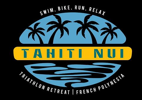 Tahiti Nui Triathlon Retreat Logo