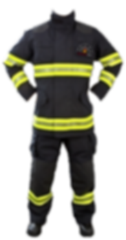 Fireman Rob Firefighter Gear Motivational