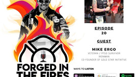 IronMan And Gold Star Initiative: Sharing Healing For Veterans With Mike Ergo