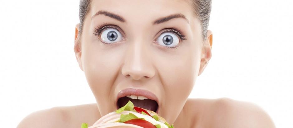 Compulsão alimentar é distúrbio químico nos mecanismos da fome
