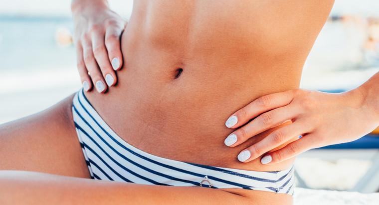 10 exercícios para perder a barriga em casa