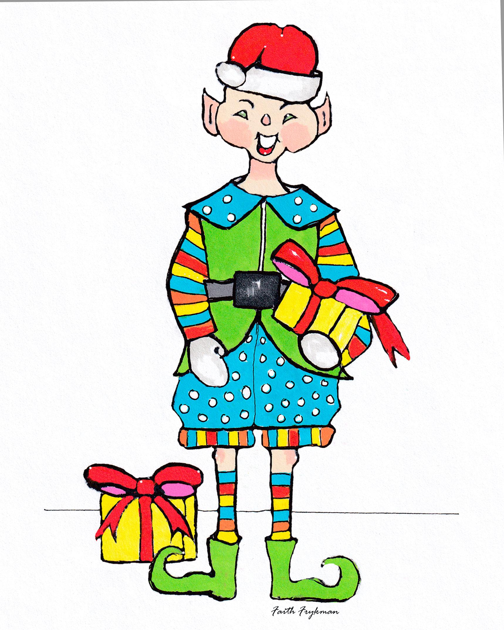 Elf-1-Gift-Wrapper