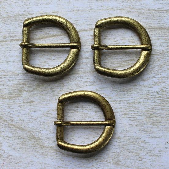 Buckle - Brass 25mm