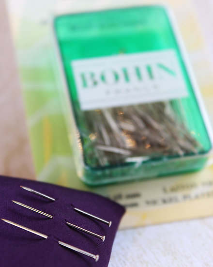 Bohin General Dressmaking Pins
