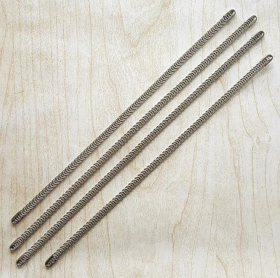 Spiral Steel Boning - finished lengths