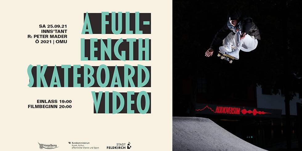 INNS'TANT - A FULL-LENGTH SKATEBOARD VIDEO