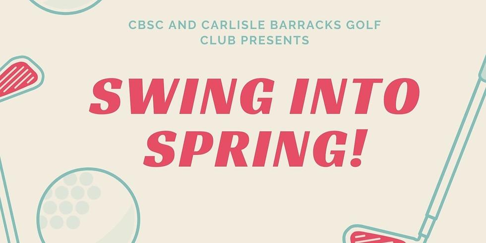 Swing into Spring!
