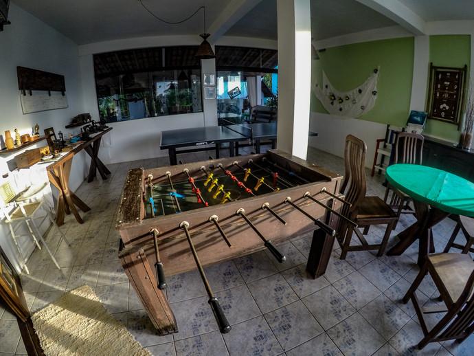 Salao de jogos