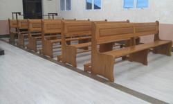 Banco para igreja (4)