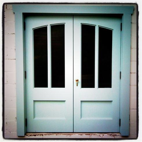 Rensing Center Doors