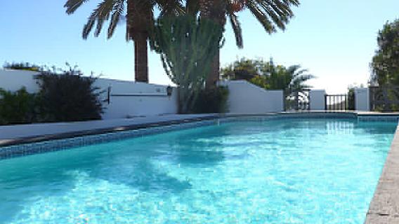 Villa Antonio Pool, Nazaret