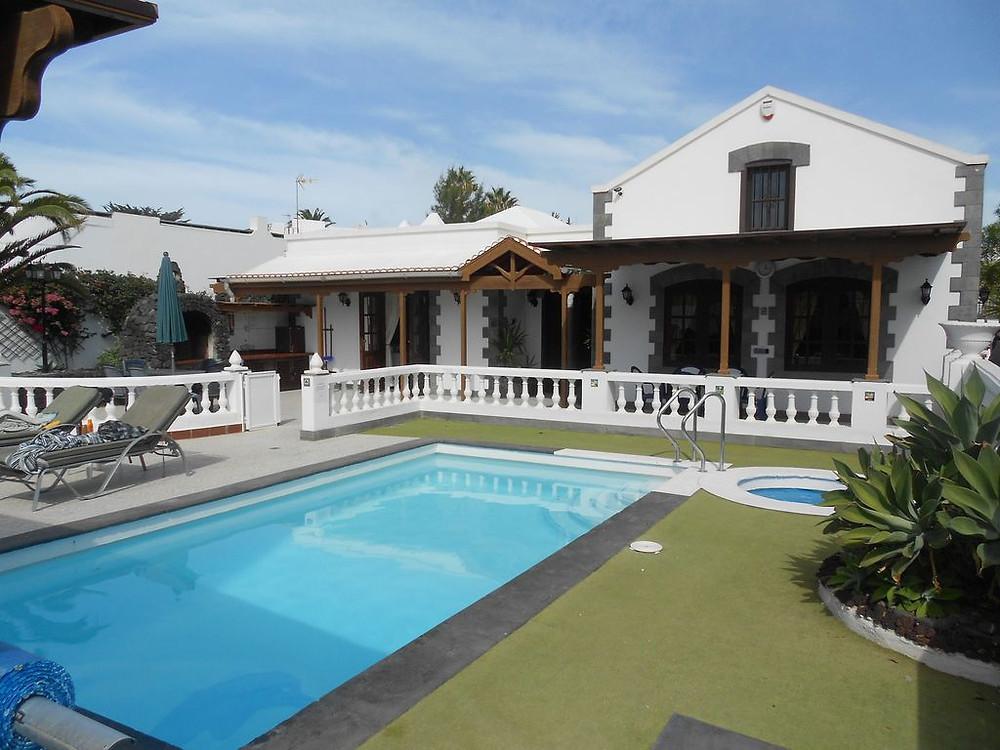 Villa Casa Farra, Puerto del Carmen, Lanzarote