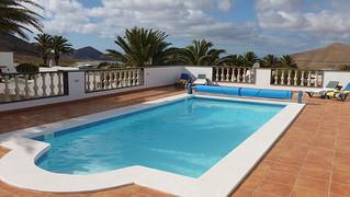 Luxury 3 Bedroom Villa in Lanzarote