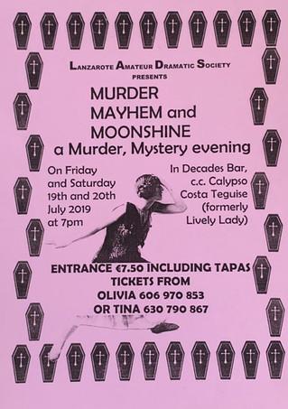 MurderMystery on Lanzarote