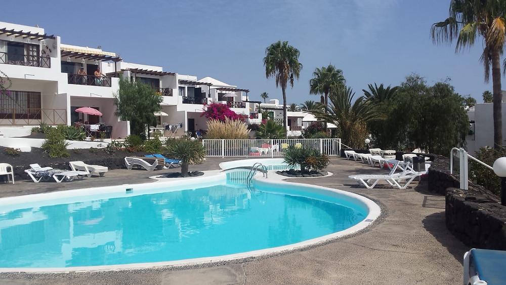 Apartment Las Tabaibas complex, Puerto del Carmen, Lanzarote