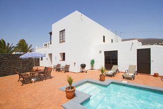 Another villa listed for holiday let