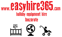 Holiday equipment for Hire