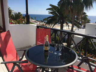 New apartment listed for holiday let