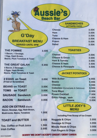 Best breakfast in Lanzarote