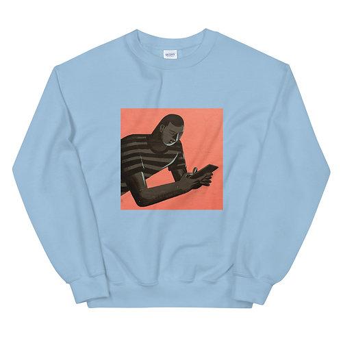Urban Colours Camera Unisex Sweatshirt