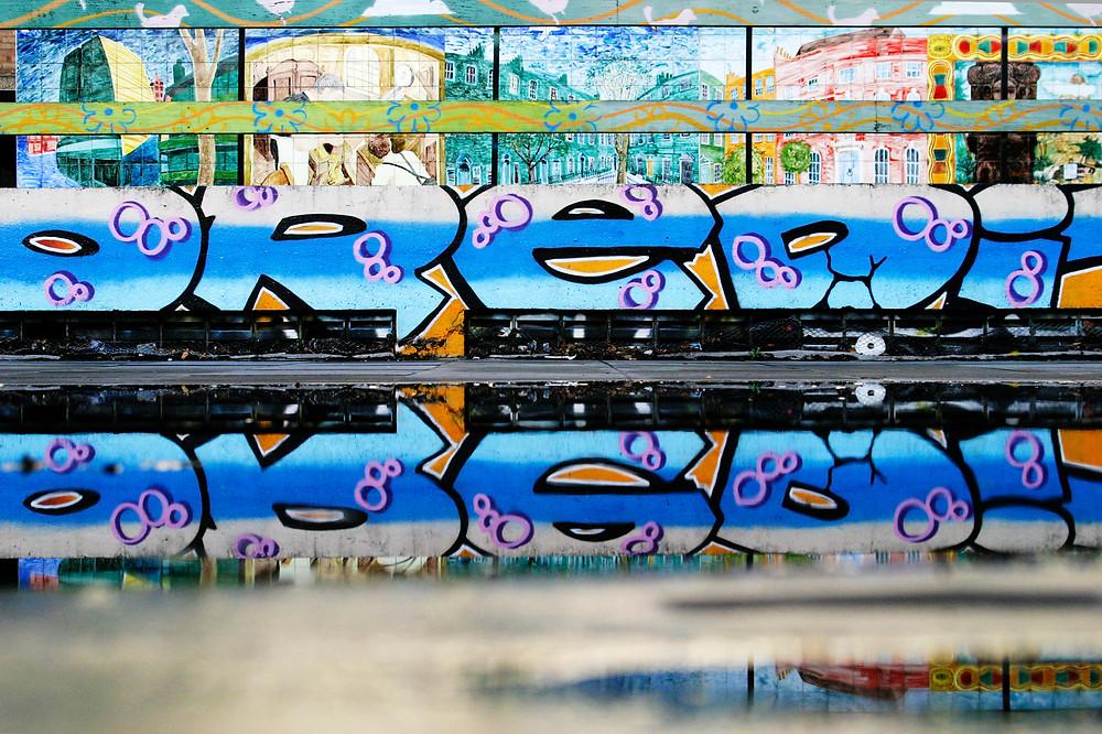 Urban Colours, Street Art, London