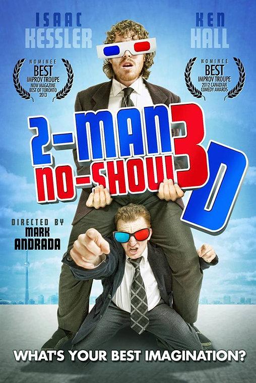 Ken Hall, Poster, Improv poster, Comdiens, Marketing material, Ken Hall Actor, Comdey Show Poster, impro markeitng, digital marketing example for evets