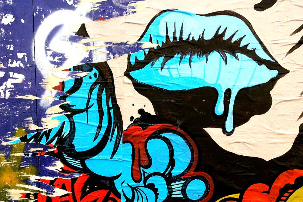 Urban Colours, Street Art, London, Brick Lane