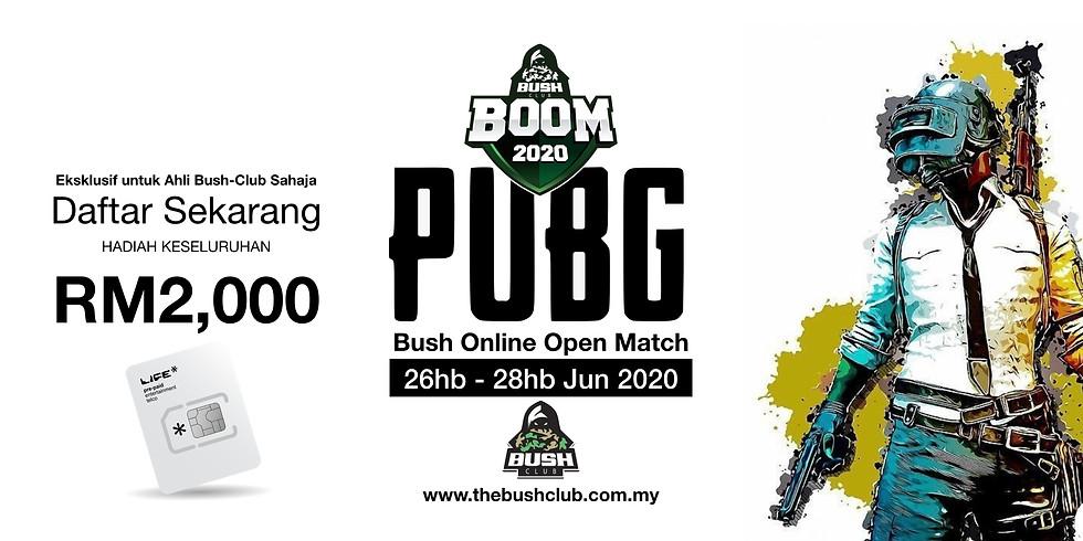 BOOM PUBG Mobile Competition Registration